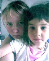 Ксенья Малинина, 4 июля 1995, Самара, id140511295